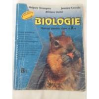 Biologie - Manual pentru clasa a X-a