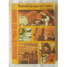 Constantin Burdescu - Depanari si reparatii casnice