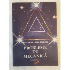 A. Hegedus D. Dragulescu - Probleme de mecanica 1989