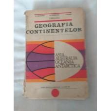 Geografia continentelor