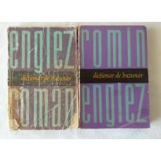 Dictionare de buzunar roman - englez englez - roman