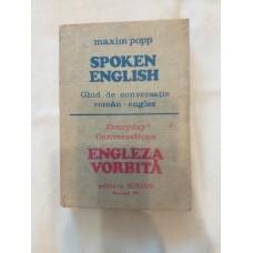 Maxim Popp - Spoken english - Ghid de conversatie roman - englez