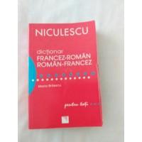 Dictionar francez - roman roman - francez - Editura Niculescu