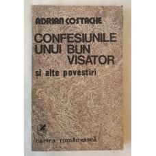 Adrian Costache - Confesiunile unui bun visator