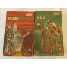 Alain-Rene Lesage - Istoria lui Gil Blas de Santillana vol 1si2
