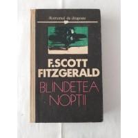 F. Scott Fitzgerald - Blindetea noptii