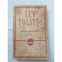 Lev Tolstoi - Anna Karenina - vol 2