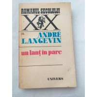 Andre Langevin - un lant in parc