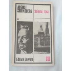 August Strindeberg - Salonul rosu