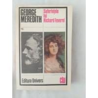 George Meredih - Suferinta lui Richiard Feverel