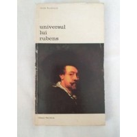 Jacob Burckhardt - Universul lui Rubens