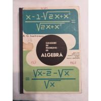 A. G. Ioachimescu - Culegere de probleme de algebra