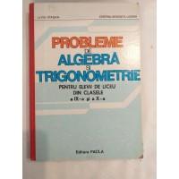 L.Parsan   C.-G. Lazanu - Probleme de algebra si trigonometrie - clasele IX-X