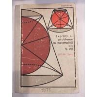 G. Gheba - Exercitii si probleme de matematica pentru clasele V-VIII