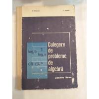 I. Stamate   I. Stoian - Culegere de probleme de algebra pentru licee