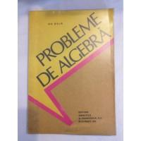 Gh. Boja - Probleme de algebra