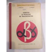 C. Ionescu-Tiu   M. Vidrascu - Exercitii si probleme de trigonometrie