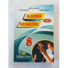 A. Balauca   C. Budeanu   G. Mirsanu - Algebra   Geometrie - clasa a VIII-a - Editura Taida