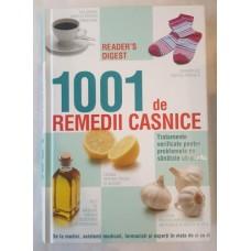 Readers Digest - 1001 de remedii casnice