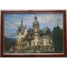 Puzzle D-Toys Castelul Peles