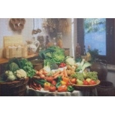 Puzzle Castorland Fructe si legume