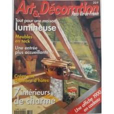 Art & Decoration 350 1997/05