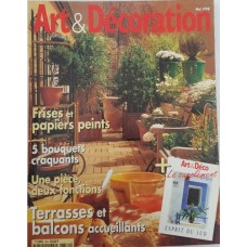 Art & Decoration 359 1998/05