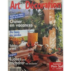 Art & Decoration 360 1998/07-08
