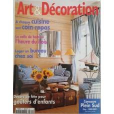 Art & Decoration 361 1998/09