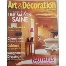 Art & Decoration 421 2006/01-02