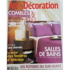 Art & Decoration 422 2006/03