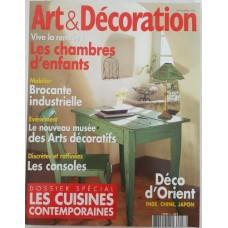 Art & Decoration 427 2006/09